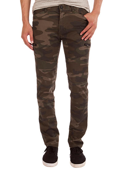 Union Bay Camo Duncan Stretch Utility Pants