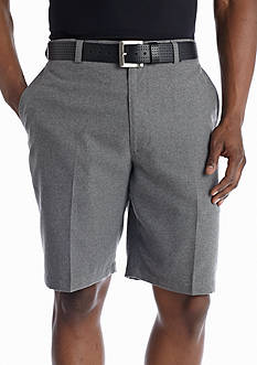 Pro Tour® Dressy Heather Solid Shorts