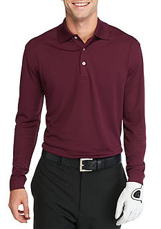 Pro Tour Long Sleeve Air Play Polo Shirt