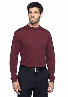 Pro Tour® Long Sleeve Mock Neck Airplay Shirt