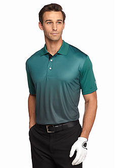 Pro Tour Short Sleeve Texture Print Polo Shirt