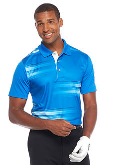 Pro Tour® Short Sleeve Printed Polo Shirt
