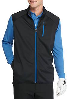 Pro Tour Full Zip Vest With Chest Pocket