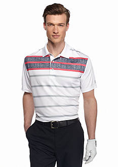 Pro Tour® Short Sleeve Stripe Polo Shirt