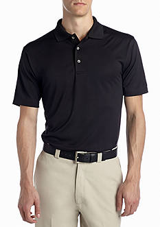 Pro Tour® Short Sleeve Airplay Solid Polo Shirt