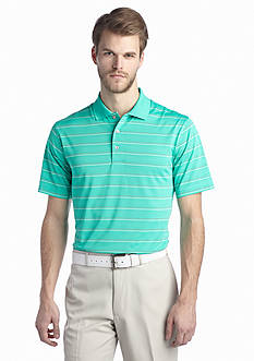 Pro Tour® Short Sleeve Stripe Airplay Polo