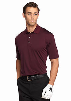 Pro Tour Striped Golf Polo Shirt