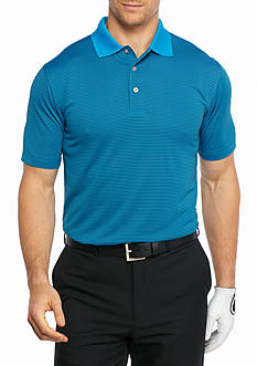 Pro Tour Short Sleeve Two Color Stripe Shirt