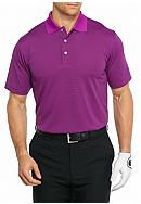 Pro Tour® Short Sleeve Two Color Stripe Shirt