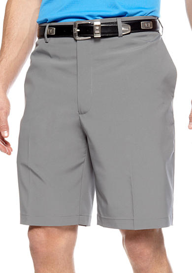 Pro Tour® 10-in. Core Flat Front Shorts