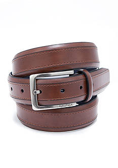 Nautica 32mm Feather Edge Belt