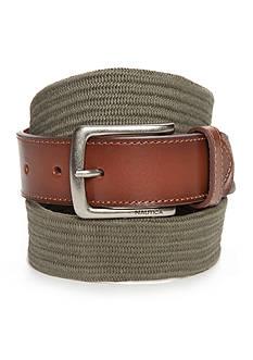 Nautica 1.34-in. Fabric Stretch Belt