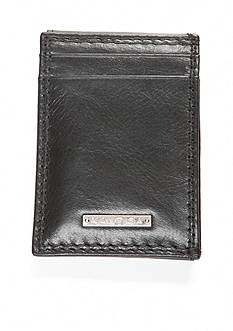 Nautica Strake Wide Magnetic Wallet