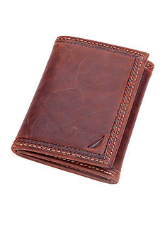 Nautica Gunwale Trifold Wallet