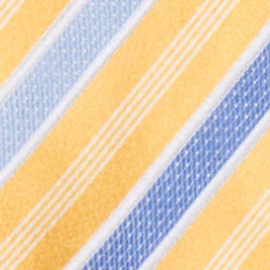Black Tie: Yellow Countess Mara Stamford Stripe III Tie