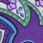Mens Ties: Paisley & Formal: Purple Countess Mara Marrakesh Paisley Tie
