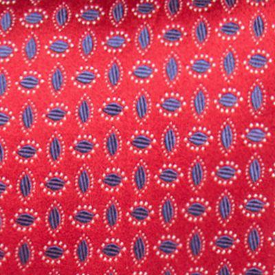 Red Ties: Red Countess Mara Moresco Neat Tie