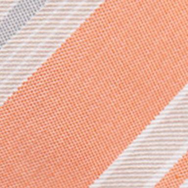 Shop By Brand: Countess Mara: Orange Countess Mara Castello Stripe Tie