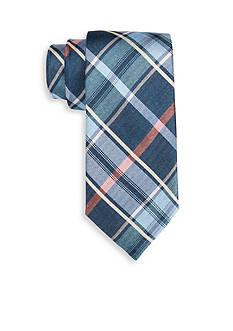 Countess Mara Benson Plaid Tie
