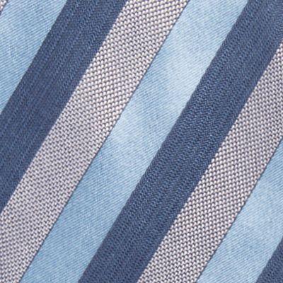 Red Ties: Light Blue Countess Mara Aiken Stripe Tie
