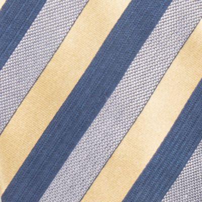 Red Ties: Yellow Countess Mara Aiken Stripe Tie