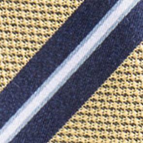 Countess Mara Young Men Sale: Yellow Countess Mara Holland Stripe Tie