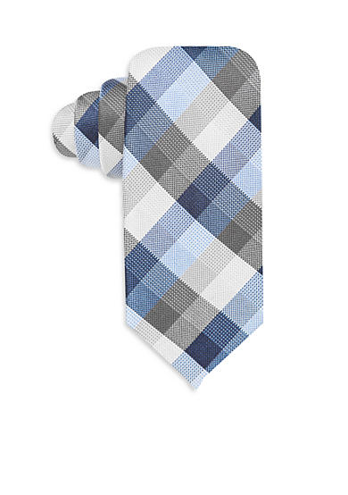 Countess Mara Varsity Gingham Tie