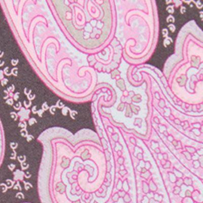 Mens Ties: Paisley & Formal: Pink Countess Mara Pierce Paisley Tie