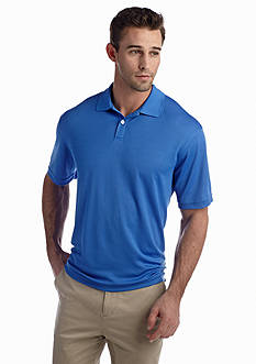 Saddlebred® Short Sleeve Polyester Polo