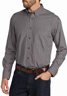 Saddlebred Long Sleeve Woven Shirt
