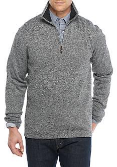 Saddlebred Big & Tall 1/4 Zip Pullover