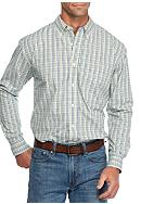 Saddlebred® Long Sleeve Poplin Shirt