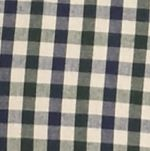Orange Mens Long Sleeve Woven Shirts: Pine Grove Saddlebred Long Sleeve Mini Check Poplin Shirt