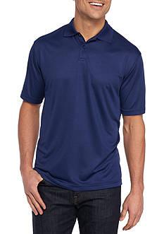 Saddlebred Short Sleeve Poly Polo Shirt