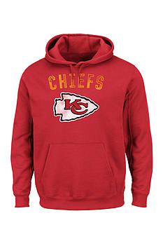 Majestic Kansas City Chiefs Kick Return Hooded Fleece Sweatshirt
