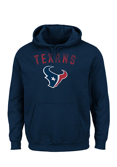 Majestic® Houston Texans Kick Return Hooded Fleece Sweatshirt
