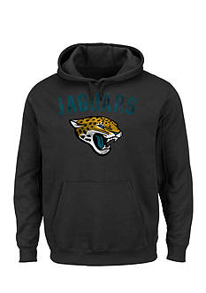 Majestic Jacksonville Jaguars Kick Return Hooded Fleece Sweatshirt
