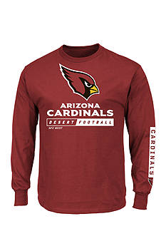 Majestic Arizona Cardinals Primary Receiver Graphic Tee