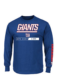 Majestic New York Giants Primary Receiver Graphic Tee