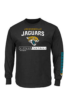 Majestic Jacksonville Jaguars Primary Receiver Graphic Tee