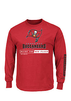 Majestic Tampa Bay Buccaneers Primary Receiver Graphic Tee