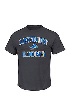Majestic Detroit Lions Heart and Soul III Graphic Tee