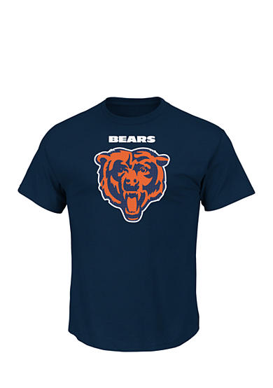 Majestic® Chicago Bears Critical Victory II Graphic Tee