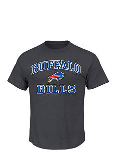 Majestic Buffalo Bills Heart and Soul III Graphic Tee