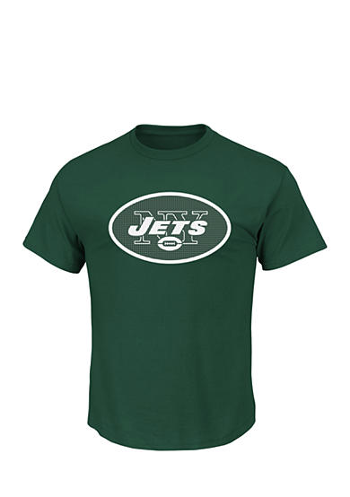 Majestic® New York Jets Critical Victory II Graphic Tee