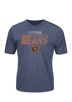 Majestic Chicago Bears All The Way Graphic Tee