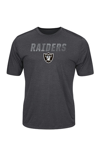 Majestic® Oakland Raiders All The Way Graphic Tee