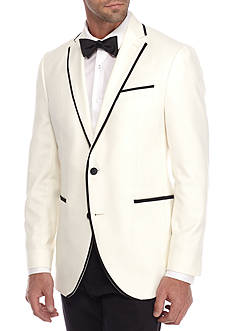 Kenneth Cole White Dinner Jacket