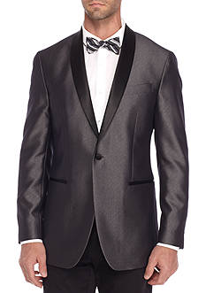 Kenneth Cole Silver Dinner Jacket