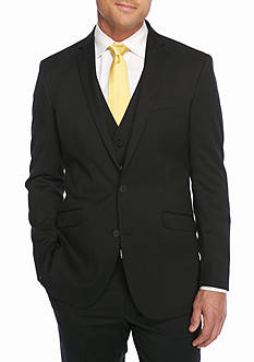 Kenneth Cole Reaction Techni-Cole Stretch Slim-Fit Sport Coat
